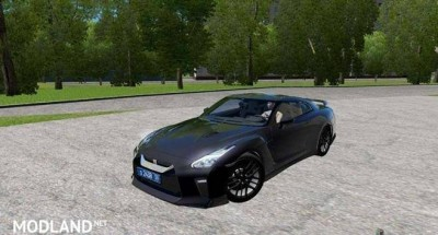 Nissan GT-R 2017 [1.5.4], 1 photo